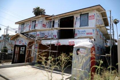 米新築住宅販売、19年12月は予想外のマイナス 3カ月連続減