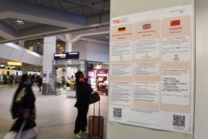 Alemania identifica el primer caso de coronavirus