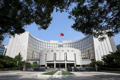 """BC da China vai manter liquidez do sistema em nível """"razoavelmente amplo"""""""