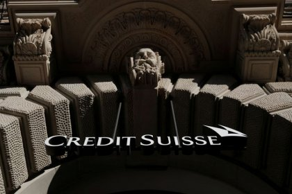 Credit Suisse posts best profit since 2010 in Thiam swan song