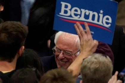 Bernie Sanders to online trolls: Stop 'ugly personal attacks'