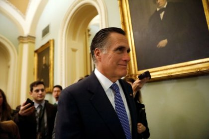China's 'cowboy capitalism' must be curtailed: Senator Romney