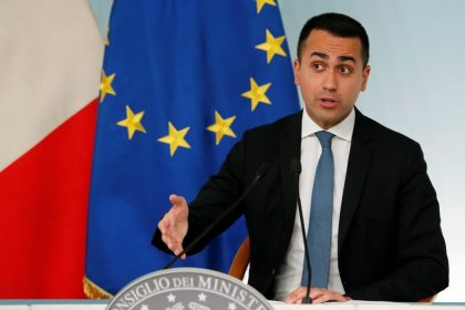 Ue accetta missione per blocco ingresso armi in Libia - Di Maio