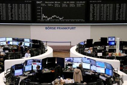 L'avertissement d'Apple plombe les Bourses européennes