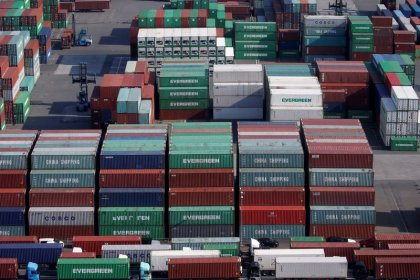 Japan's exports, machinery orders fall as virus risks grow