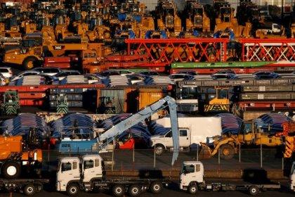 Japon: Déclin des exportations et commandes d'équipements industriels