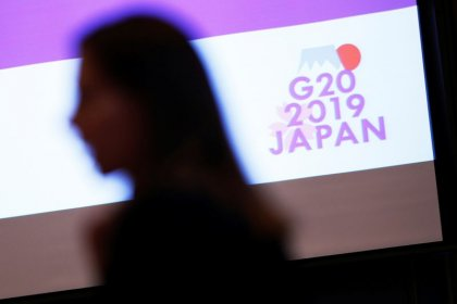Exclusive: G20 financial leaders see modest growth pick-up, coronavirus a risk - draft communique