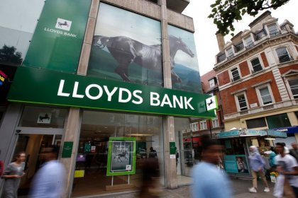 Lloyds hit by bad deeds and bad debts