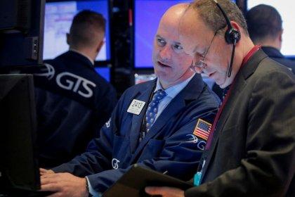 Mounting coronavirus fears knockdown Wall Street