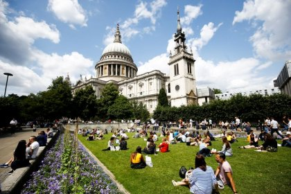 Woman admits plotting to bomb St Paul's cathedral in London