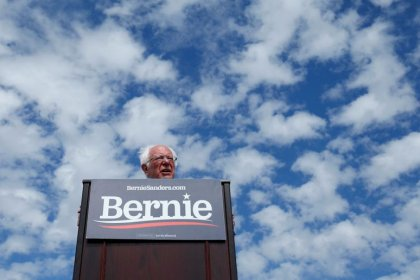 Sanders blasts Russia for reportedly trying to boost his presidential campaign