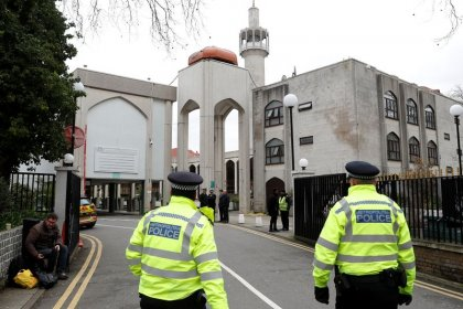 Man accused of stabbing London mosque prayer leader appears in court