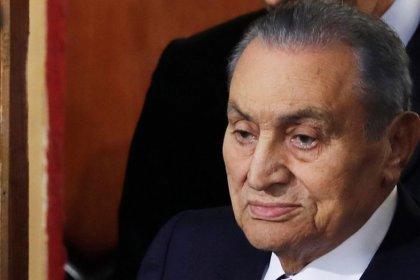 Бывший президент Египта Хосни Мубарак умер -- государственное ТВ