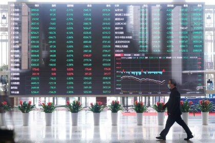 Asia shares bounce as stimulus hopes stem rout, for now