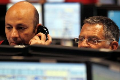 London stocks jump after BoE's emergency rate cut
