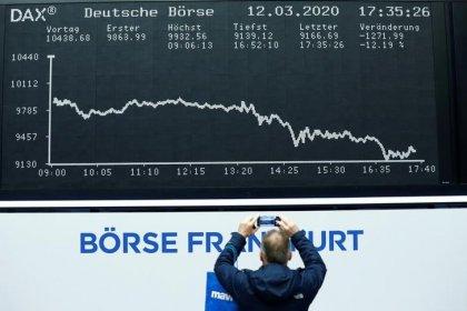 新型コロナで株急落の独企業への買収阻止へ、閣僚らが対策主張