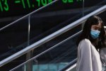 Plunge in U.S. oil prices sinks equities; bonds yields edge lower
