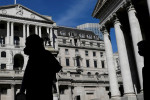 UK short-dated gilt yields hit record lows after weak data, BoE comments