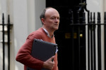 Britain's Brexit mastermind fights for job over claims of lockdown hubris