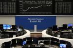European shares near 11-week high, UK stocks surge