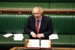Johnson vows to 'double down' on plans to boost economy