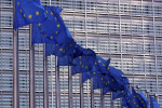 Euro zone sentiment rebounds less than expected in May
