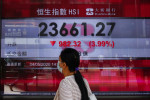 Equities cruise to three-month highs, dollar under protest pressure