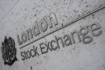 UK stocks end higher but log worst week in three months