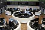 European stock index futures bounce on Fed's bond buying plan