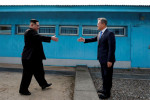 North Korea suspends military action plans against South Korea - KCNA