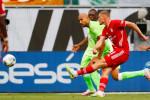 Bayern demolish Wolfsburg 4-0 to end season on high
