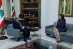 السفيرة الأمريكية في لبنان تظهر في التلفزيون رغم حظر قضائي