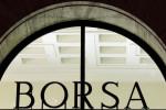 Borsa Milano prosegue negativa, pesano le banche, tonica Stm
