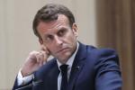 Macron promet une