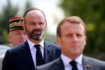France's Macron picks little-known civil servant as new prime minister
