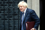 PM Johnson says of fathering his newborn son: 'I'm pretty hands on'