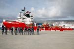 L'Ocean Viking autorisé à débarquer 180 migrants lundi en Sicile