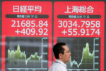 Asia shares climb as China blue chips hit five-year peak