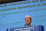 Zona euro verso pesante recessione, ripresa sotto attese in  2021 - Commissione