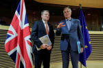EU eyes softening key state aid demand in Brexit talks - sources