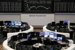 Pressão dos bancos interrompe série de ganhos para ações na Europa