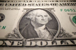Dollar steadies after falling overnight on downbeat U.S. data