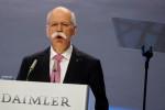 Daimler: Zetsche renonce à la présidence du conseil de surveillance