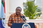 رئيس كينيا يمدد حظر التجول شهرين