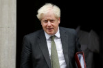 Johnson raises concerns with Turkey's Erdogan over east Med tensions