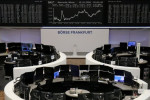 European shares tread water after rallying on stimulus hopes