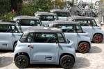 Exclusive: PSA to ditch its two small gasoline city cars, sources say