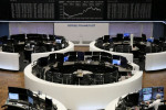 European shares propped up by upbeat earnings