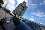 BMW says third quarter cash flow in auto segment was above expectations