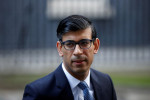 UK's Sunak says of soaring borrowing: things could have been far worse